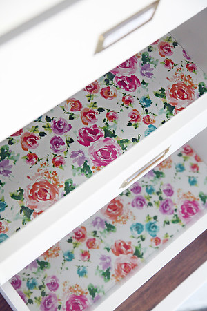 Gift Wrap Drawer Liners