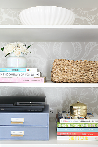Using Candle Vessels as Storage