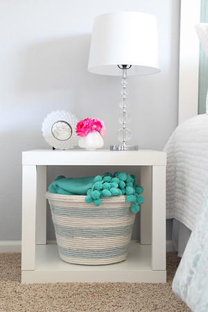 DIY Dollar Store Rope Basket