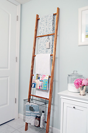 DIY Decorative Ladder