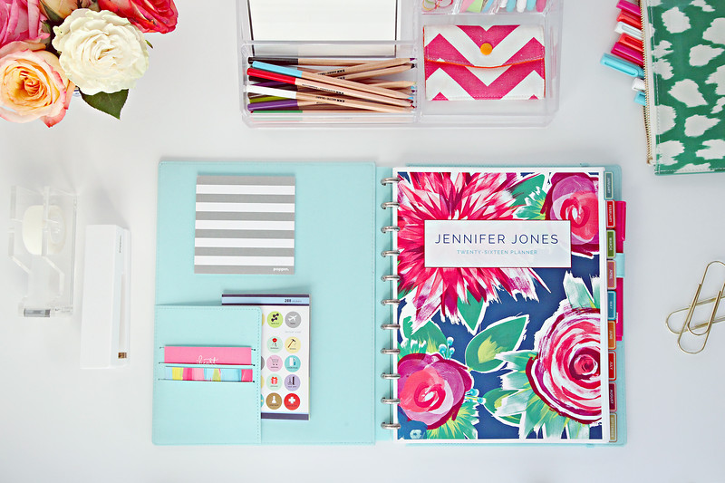 IHeart Organizing Planner Printables