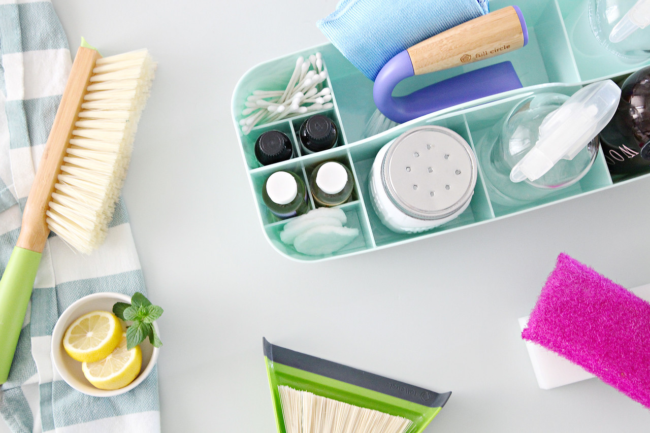 Favorite Cleaning Supplies & Tools