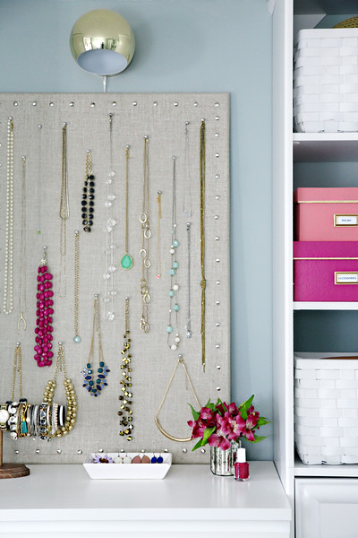 DIY Jewelry Display