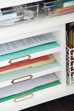 DIY Mail | Paper Sorter
