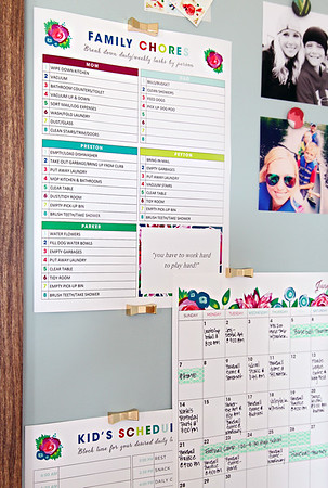 Free Time Management Printable