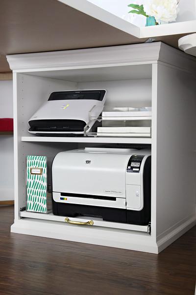 DIY Printer Cart