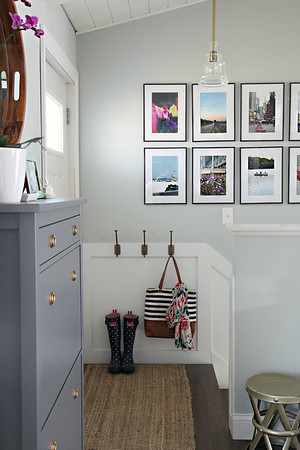 Home Tour - Entryway