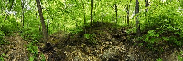 BM-12-M   Blue Mounds State Park 12   2' x 6'