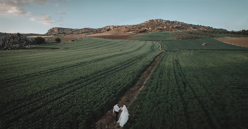 Elopement Wedding in Conception