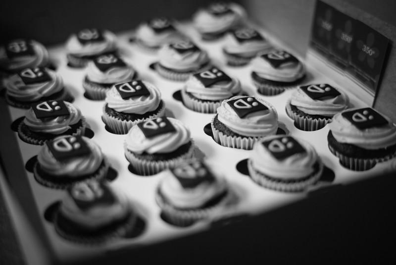 Smuggy cupcakes.