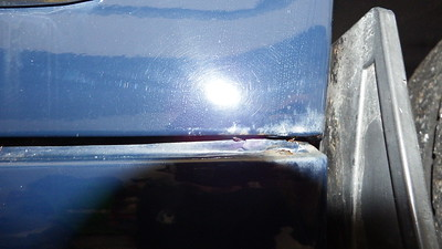 RHF Wing/Sill - Surface Rust