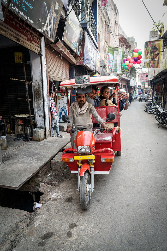 e Rickshaw & enterprising PSS