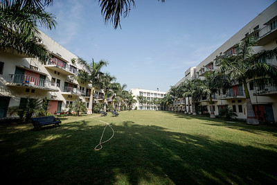 Ganga Bhawan Lawns - The place has changed so much we could not make out Head or tail