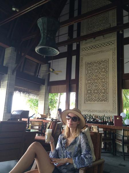 Kaasaegsed Aasia hotellid