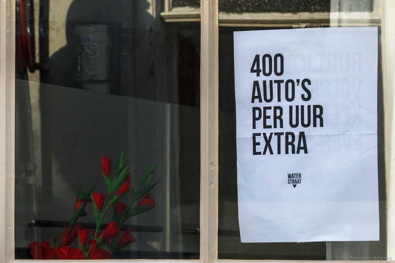 400 auto's per uur extra