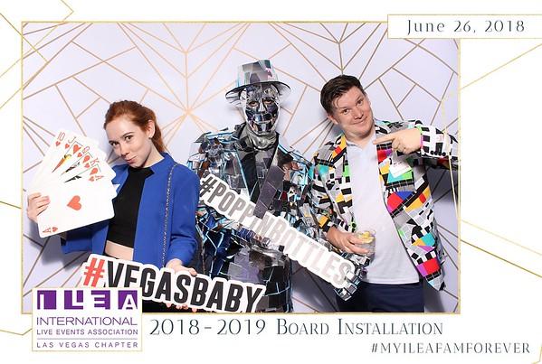 ILEA Board Installation 2018