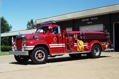 QUINCY FD  ENGINE 4  MACK B95