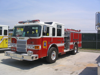 QUINCY FD  ENGINE 3