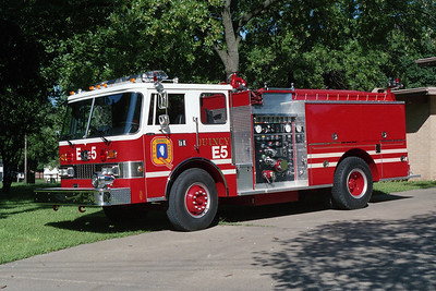 QUINCY FD  ENGINE 5