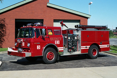 QUINCY FD  ENGINE 3  FORD C-PIERCE
