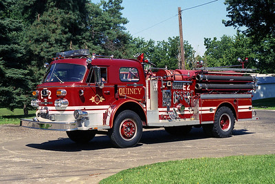 QUINCY FD  ENGINE 2  ALFCO