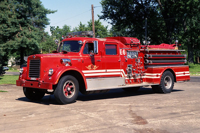 QUINCY FD  ENGINE 6