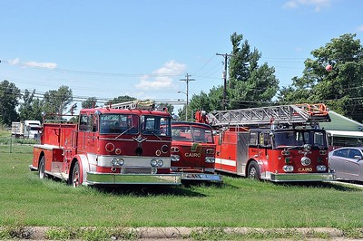CAIRO FD  BONEYARD   SMITH BROTHERS PHOTO