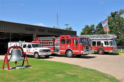 CAIRO FD  STATION 1 GROUP SHOT   SMITH BROTHERS PHOTO