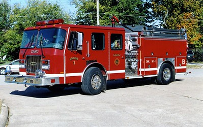 CAIRO FD  ENGINE 1  E-ONE