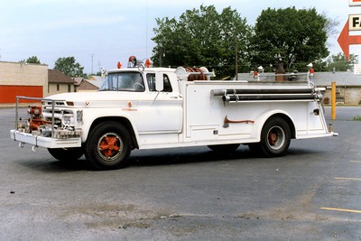CAIRO FD  GMC 5000 - TOWERS