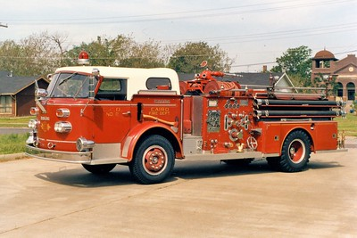 CAIRO FD  ENGINE 2