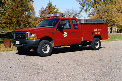 HORSESHOE LAKE FD  RESCUE 1