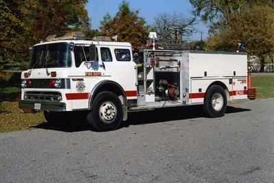 HORSESHOE LAKE FD  ENGINE 2