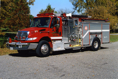 HORSESHOE LAKE FD  ENGINE 1