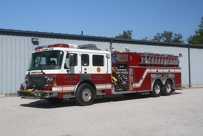 Greenville FPD Pumper Tanker 5168