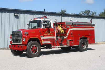 Greenville FPD Pumper Tanker 5167