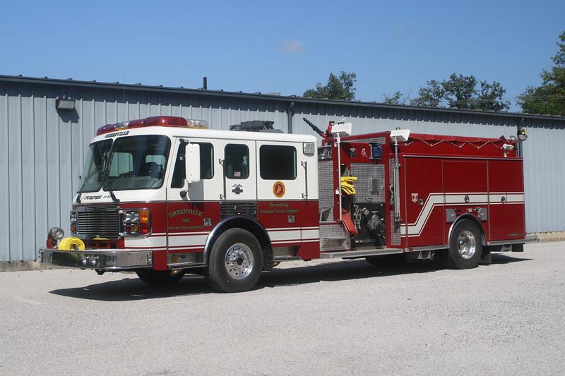 Greenville FPD Engine 5150