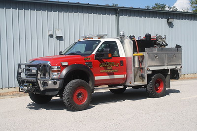 Greenville FPD Brush 5187