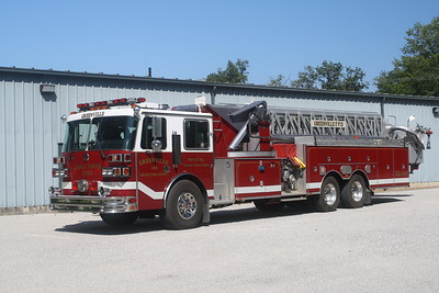 Greenville FPD Ladder 5193