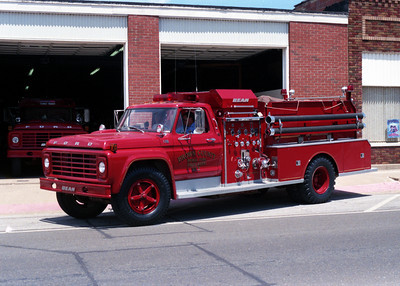 BROWN COUNTY RURAL FPD  ENGINE 2