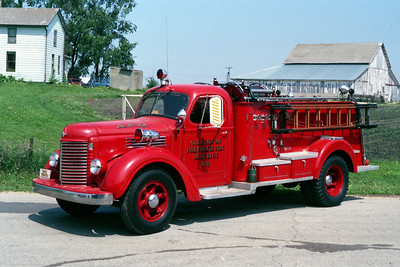 ARLINGTON ENGINE   1946 IHC KB - JOHN BEAN   55-500