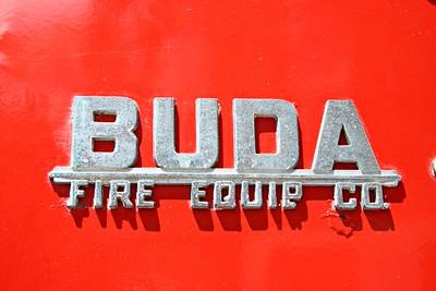BUDA FIRE EQUIPMENT COMPANY LOGO