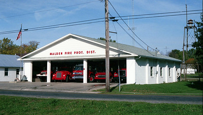 MALDEN FPD STATION
