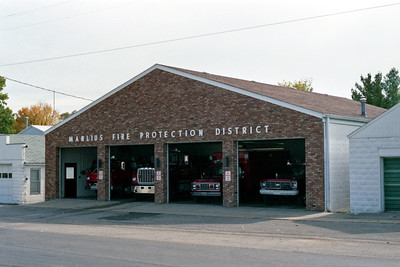 MANLIUS  FPD STATION