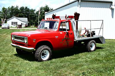NEPONSET  BRUSH 66  1971 IHC - FD BUILT  125-150