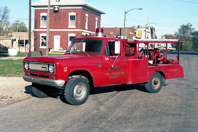 NEPONSET  BRUSH 66   1966  IHC - FD BUILT  50-225