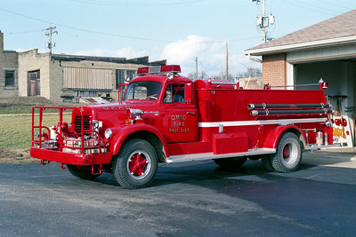 OHIO ENGINE 73  1967 IHC  V196 - ALEXIS  500-1000