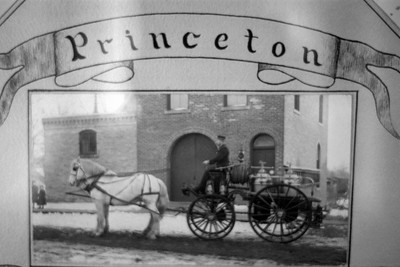 PRINCETON HORSE DRAWN