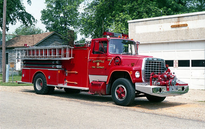SEATONVILLE  ENGINE 2610  1980 FORD L800 - BOYER  750-1000     12443
