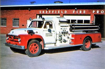 SHEFFIELD  ENGINE  FORD F - JOHN BEAN